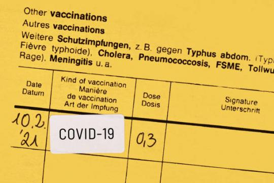Der Digitale Impfpass Pflegewegweiser Nrw